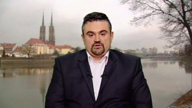 Markus Marcinkiewicz w TVP