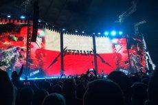 Środowy koncert był 12. występem Metalliki w Polsce.