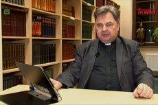Ks. Paweł Bortkiewicz nie pozostawia wątpliwości co myśli o opozycji.