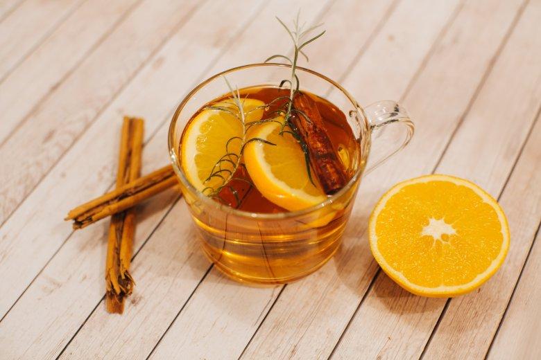 Herbata z rozmarynem