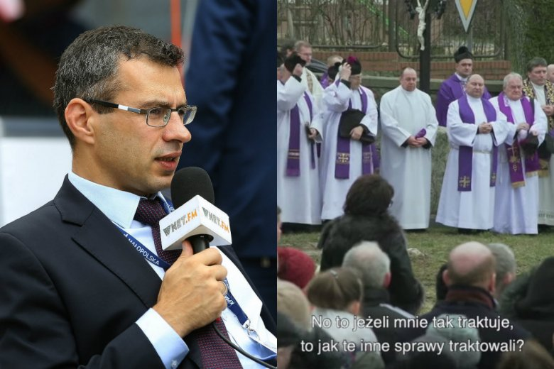 """Jacek Karnowski z """"Sieci"""" apeluje do Polaków, by ruszyli do kościołów i wsparli w ten sposób księży. To reakcja na głośny dokument braci Sekielskich, który ma już w  serwisie YouTube prawie 15 milionów odsłon."""