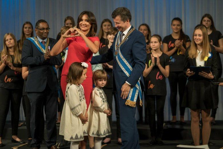 Dominika Kulczyk otrzymała Order Uśmiechu.