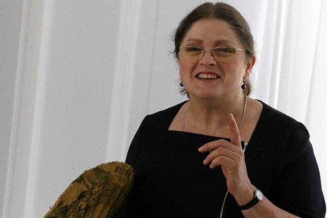 """Posłanka PiS Krystyna Pawłowicz atakuje himalaistów: """"Zimowa Wyprawa na K2 dla osobistej adrenaliny""""."""