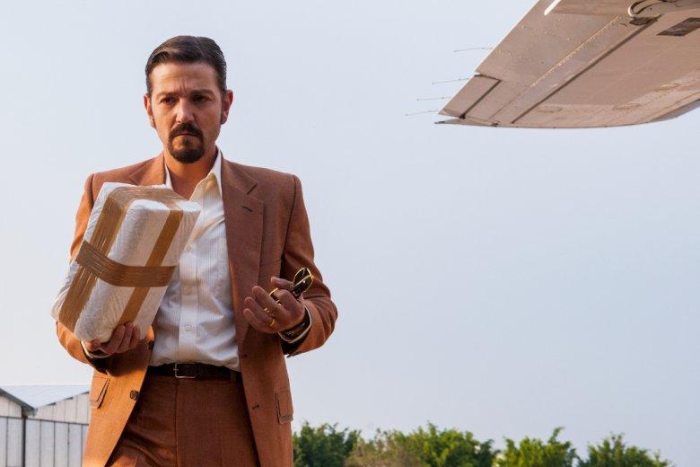 Diego Luna jest świetnym aktorem, ale nie będzie mieć tylu fanów co Wagner Moura jako Escobar