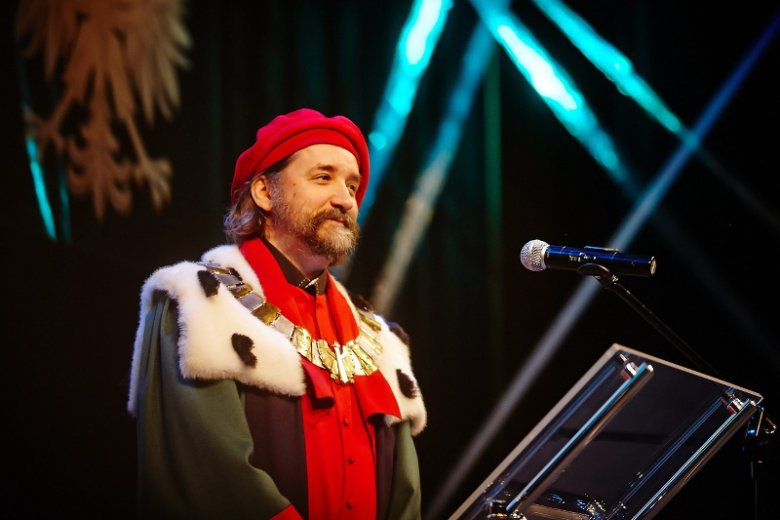 Prof. Mariusz Grzegorzek, rektor łódzkiej filmówki, z mocnym apelem do polityków.