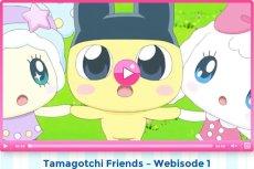 Tamagotchi wracają, a wraz z nimi serial o Tamagotchi oraz gry. Wszystko od japońskiej firmy Bandai