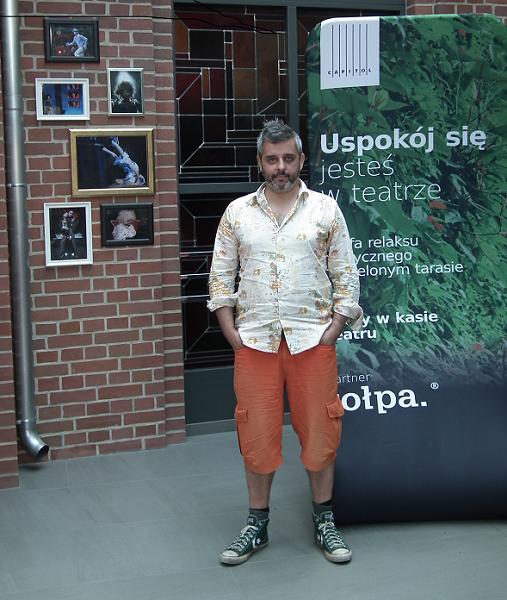 Dyrektor TM CAPITOL Konrad Imiela
