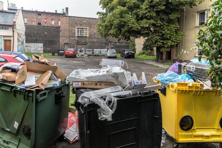 Segregowanie śmieci w pięciofrakcyjnym systemie to niełatwa sprawa