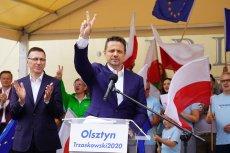 Rafał Trzaskowski zapowiedział specjalne stypendia dla najzdolniejszej młodzieży.
