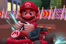 """""""Mario Kart Tour"""" to telefoniczna gra wyścigowa."""