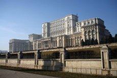 Siedziba Parlamentu w Bukareszcie