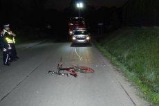 Do wypadku doszła we wsi Jodłówka w gminie Pruchnik.