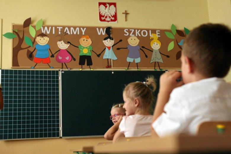 Problemy, jakie czasami mają nauczyciele wczesnoszkolni, mogą niektórych co najmniej zaskoczyć.