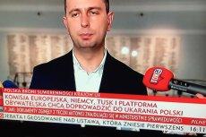 """Gazeta Wyborcza dotarła do nazwisk """"paskowych"""" w TVP Info."""