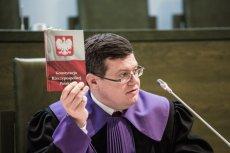 Sędzia Krystian Markiewicz miał być ofiarą afery odkrytej przez Onet.pl.