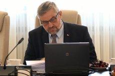 I z zapowiedzi Jarosława Kaczyńskiego nici.