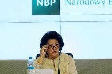 Ewa Raczko pracuje w NBP prawie od 12 lat.