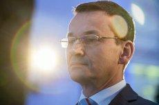 Mateusz Morawiecki decyzją partii zostanie nowym szefem rządu.
