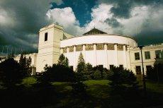Polski Sejm jest jednym z najsłabiej zabezpieczonych budynków na świecie.