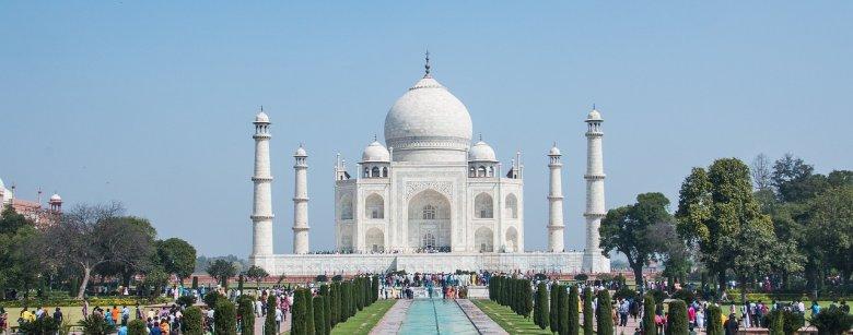 Tadź Mahal.