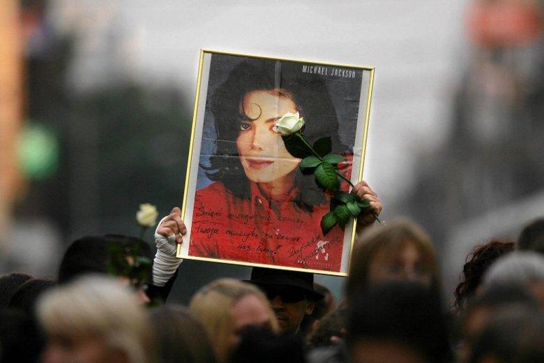 Marsz upamiętniający Michaela Jacksona, Polska / 2009
