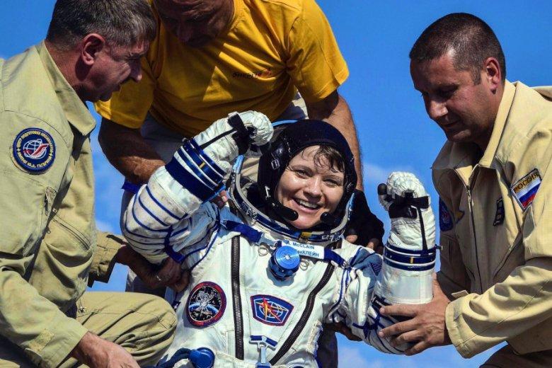 Anne McClain mogła dopuścić się przestępstwa w Kosmosie