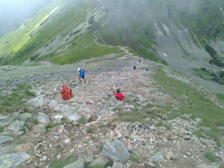 Trasa Biegu Ultra Granią Tatr