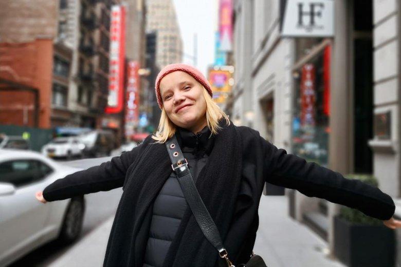 Joanna Kulig szturmem zdobywa serca widzów na całym świecie