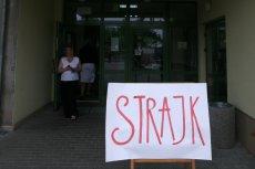 Protest pracowników oświaty trwa od dziesięciu dni. Zdjęcie poglądowe.