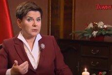 """""""Kłamała?"""" – pytają Polacy. Premier Szydło łamie obietnicę, jaką dała w Telewizji Trwam"""