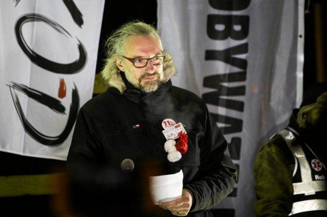 Mateusz Kijowski zamierza kandydować w najbliższych wyborach na przewodniczącego zarządu głównego KOD-u.