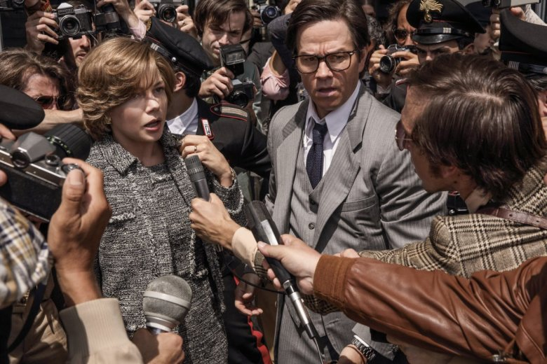 Michelle Williams zagrała doskonale, ale to Mark Wahlberg zarobił więcej na całej aferze.