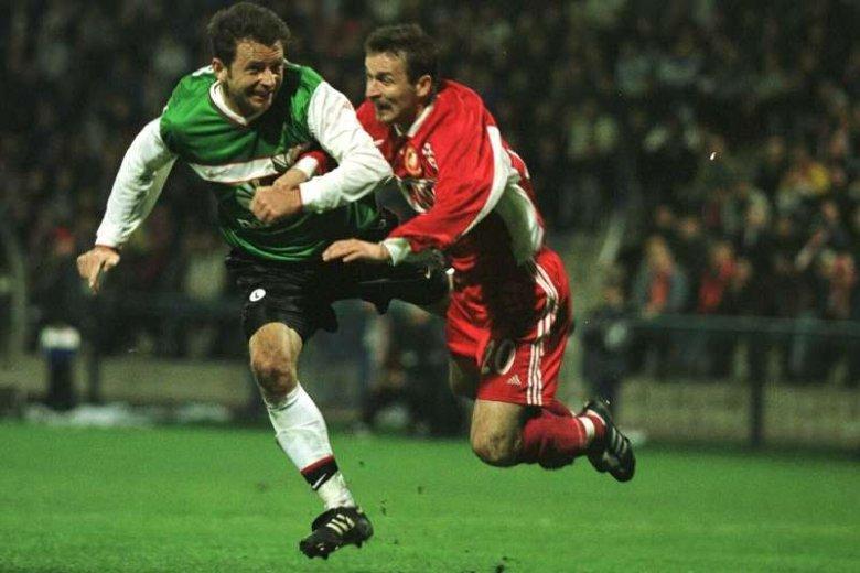 Legia - Widzew. Te mecze od zawsze były pełne emocji.