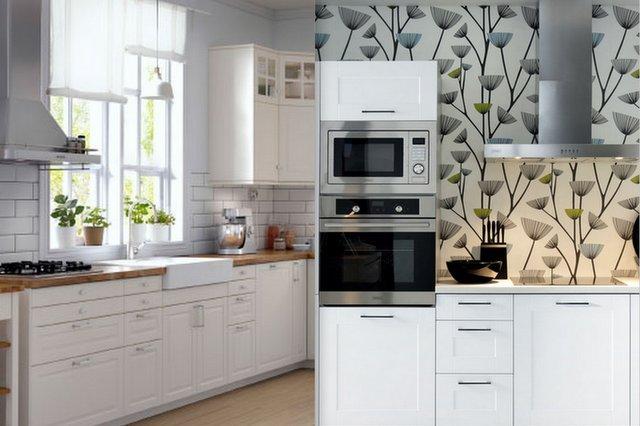 Kto tu urządzi? Albo Ikea, albo Black Red White Wojna o   -> Kuchnia Z Ikei Czy Na Wymiar