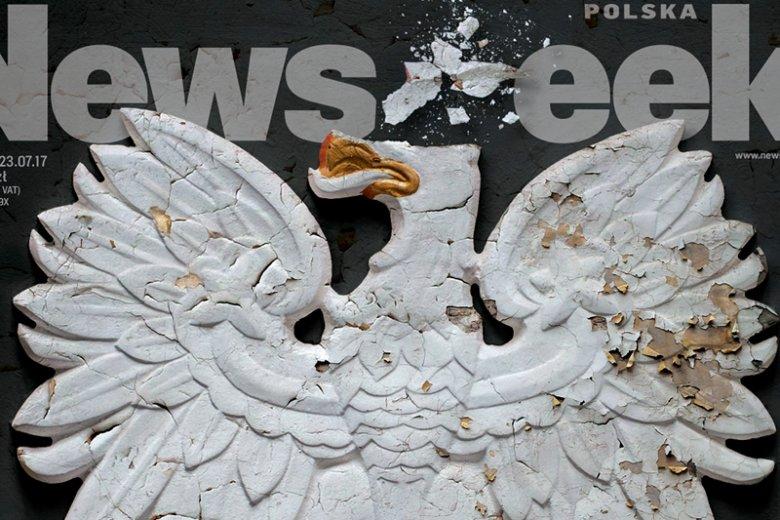 """W najnowszym """"Newsweeku"""" odpowiedź, dlaczego powinna każdego z nas obchodzić niezawisłość sędziów."""