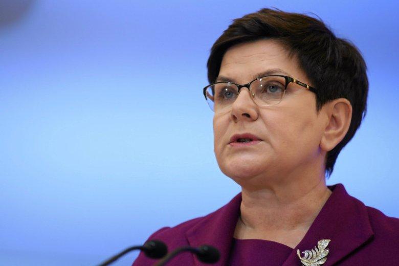 Beata Szydło widzi polskąrolę w nowym jedwabnym szlaku.