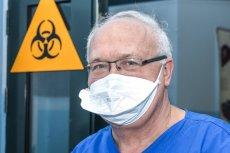 Prof. Simon krytykuje ostatnie decyzje rządu dotyczące poluzowania obostrzeń w związku z epidemią koronawirusa.