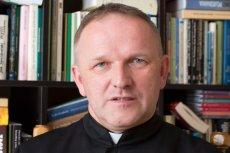Suspendowany ks. Wojciech Lemański wziął udział w koncelebrowaniu mszy pogrzebowej, którą odprawiono w intencji prof. Władysława Bartoszewskiego