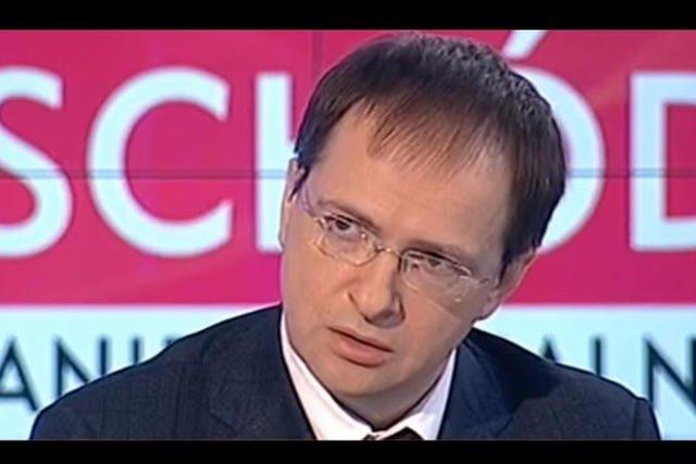 Rosyjski minister był zaskoczony słowami dziennikarki