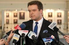 Rafał Bochenek podzielił się z dziennikarzami informacjami o stanie zdrowia premier
