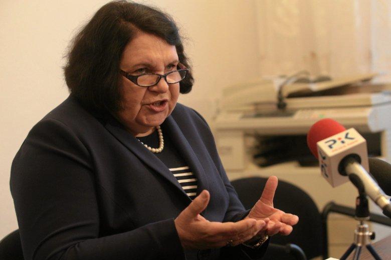 W cieniu rekonstrukcji, sejmowa Komisja Kultury i Środków Przekazu zajęła się TVP Info. Stacji jak lew bronił nie tylko Jacek Kurski, ale też Anna Sobecka.