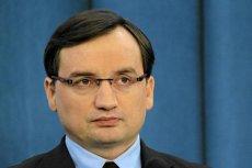 Zbigniew Ziobro apeluje, aby odtajnić akta w sprawie Beaty Sawickiej.