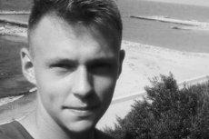 O śmierci Mateusza Jacaka poinformowała na Facebooku jego mama.