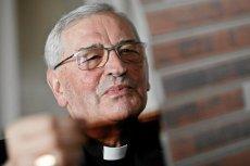 Biskup Pieronek krytycznie wypowiada się o polityce rządu.