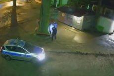 Policja brutalnie interweniowała w Nowym Czarnowie.