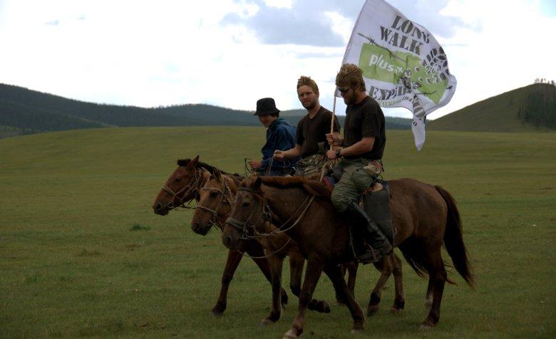 Long Walk - Mongolia