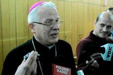 Przewodniczący Konferencji Episkopatu Polski arcybiskup Józef Michalik