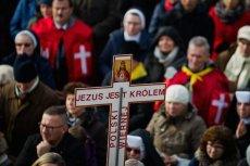 W Łagiewnikach tysiące ludzi uczestniczyło w uznaniu Jezusa Królem i Panem.