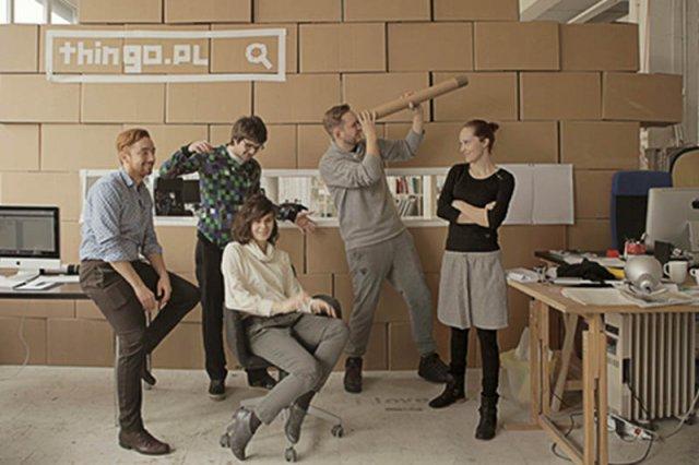 Założyciele portalu: Ania Łosiewicz, Natalia Jakubowska, Jacek Kołodziejski, Łukasz Gronowski i Dawid Bednarski