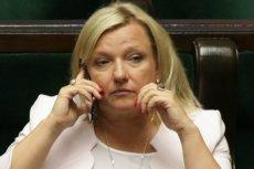 """Beata Kempa w rozmowie z Radiem Maryja mówiła m.in., że Polska """"podpisała z Węgrami memorandum o wspólnej pomocy m.in. ws. Syrii""""."""